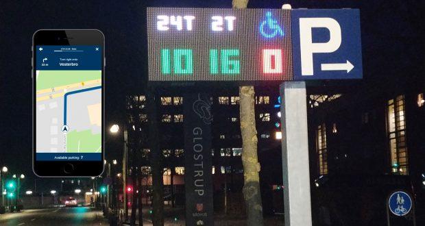 Dansk parkeringssensor-firma vil ekspandere til udlandet
