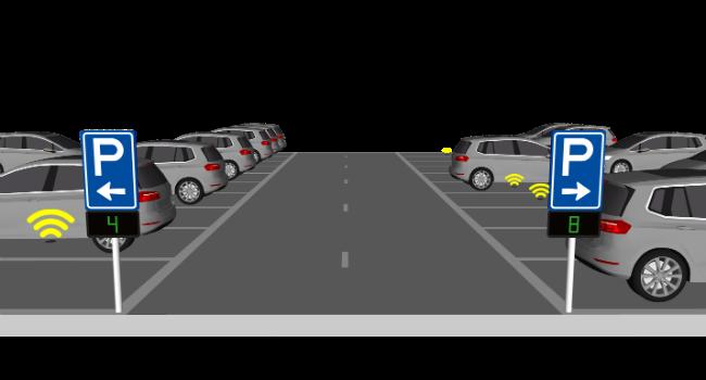 Parkalot - Intelligente parkeringsløsninger